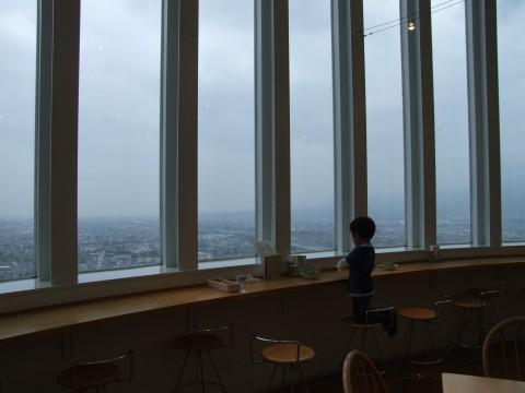 レッスン後は、松田山ハーブガーデンで昼食