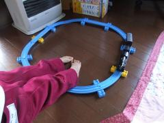 足トンネル