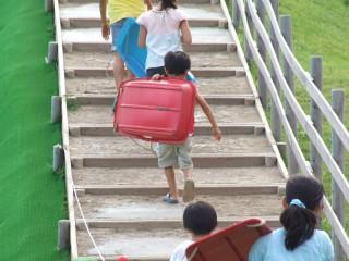 階段を上って向かったのは〜〜